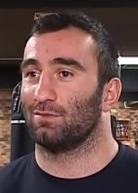Murat Gassiev Russian boxer