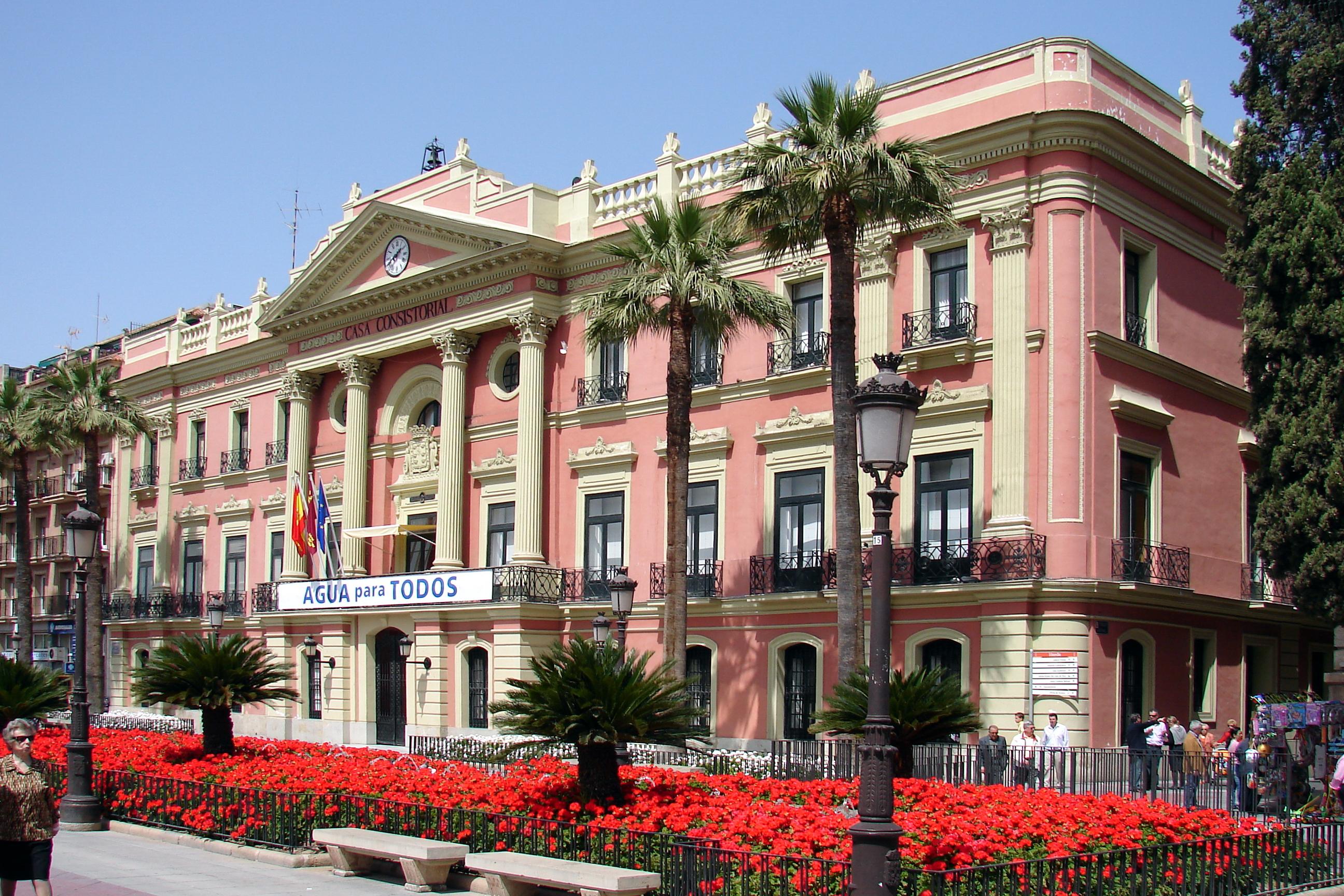 Archivo:Murcia Casa Consistorial 01.jpg - Wikipedia, la ...