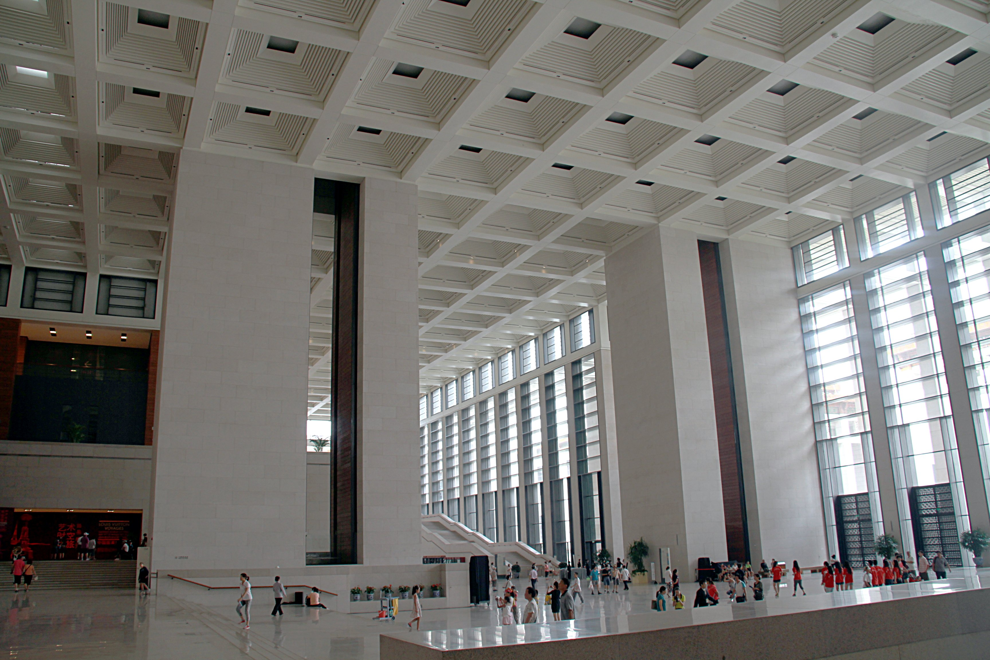 Foyer Museum : File national museum of china foyer g