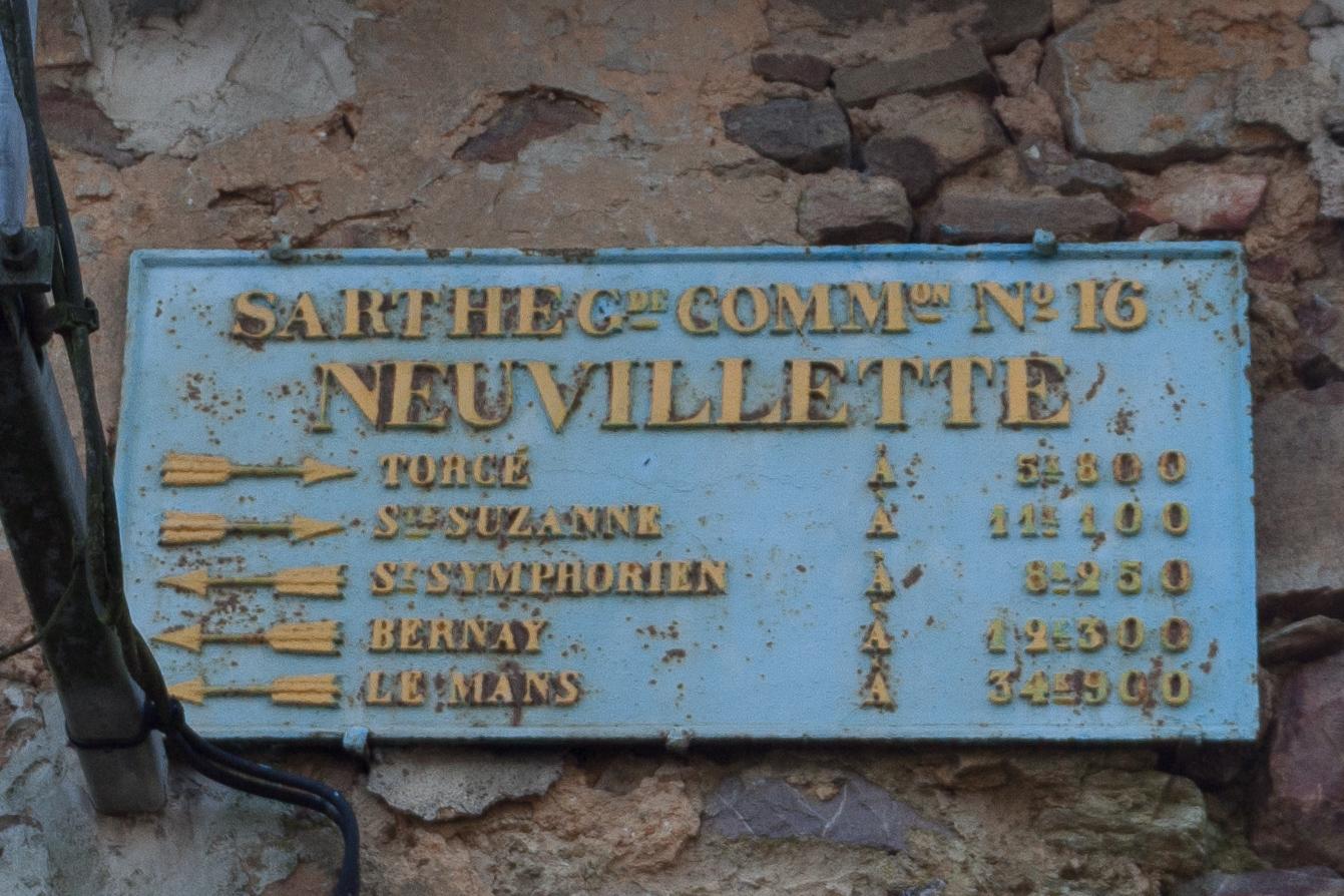 Neuvillette-en-Charnie