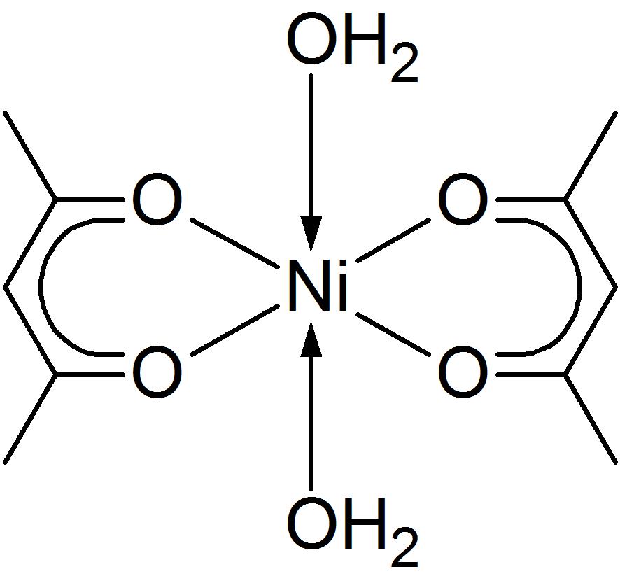 nickel ii  acetylacetonate