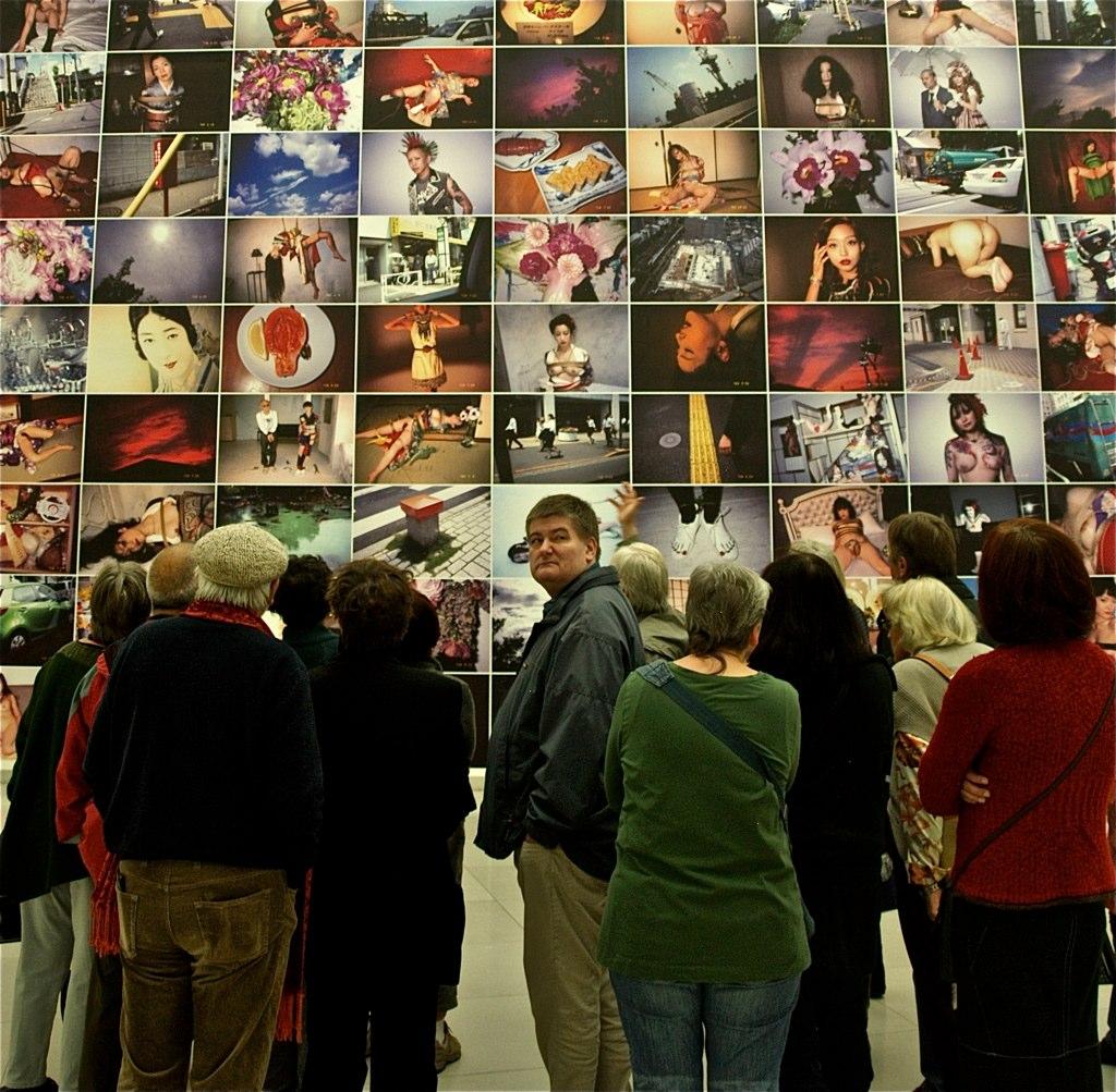 Exposition Araki au musée Guimet