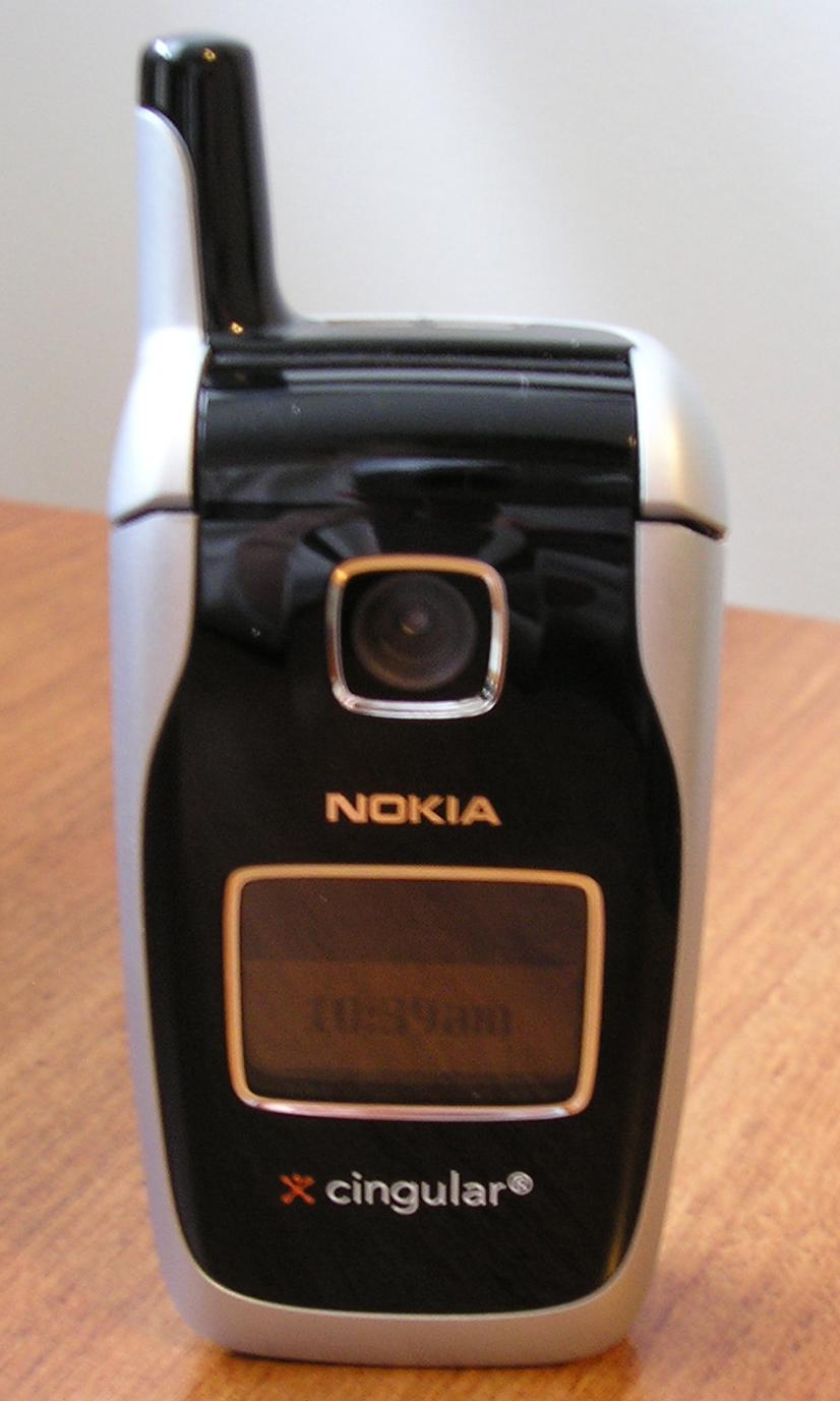 Nokia 6101 Wikipedia Casing 2630
