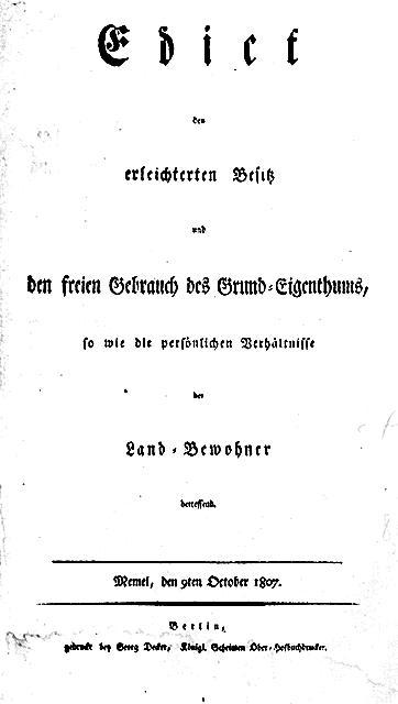 Preußische Reformen - Wikiwand