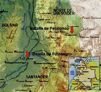 Batalla De Palonegro Wikipedia La Enciclopedia Libre