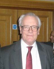 Patrick Minford British economist