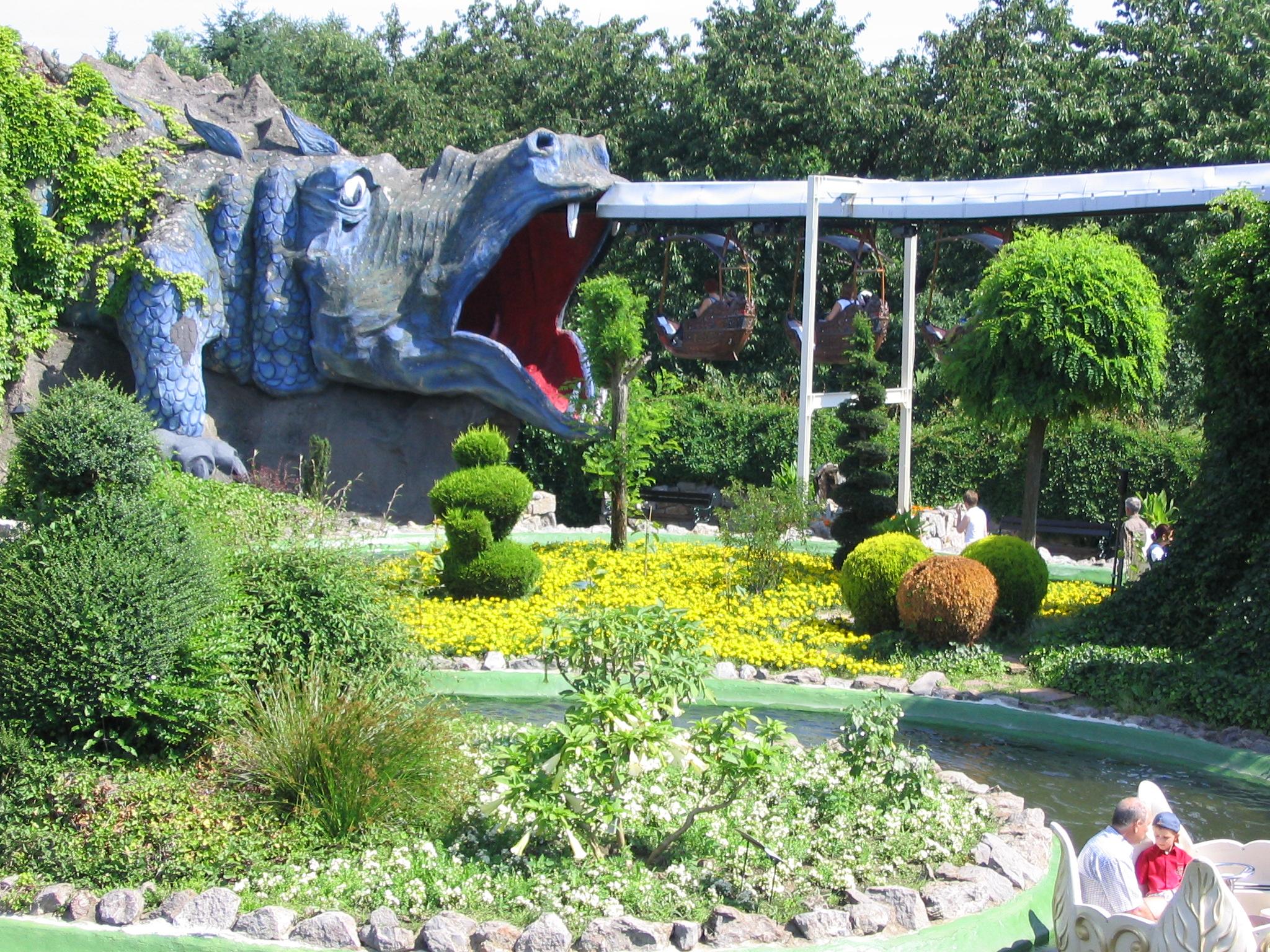 Phantasialand(Almanyada eglence parki)...:D