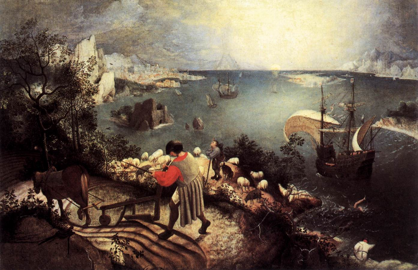 http://upload.wikimedia.org/wikipedia/commons/0/03/Pieter_Bruegel_the_Elder_-_Landscape_with_the_Fall_of_Icarus_-_WGA03322.jpg