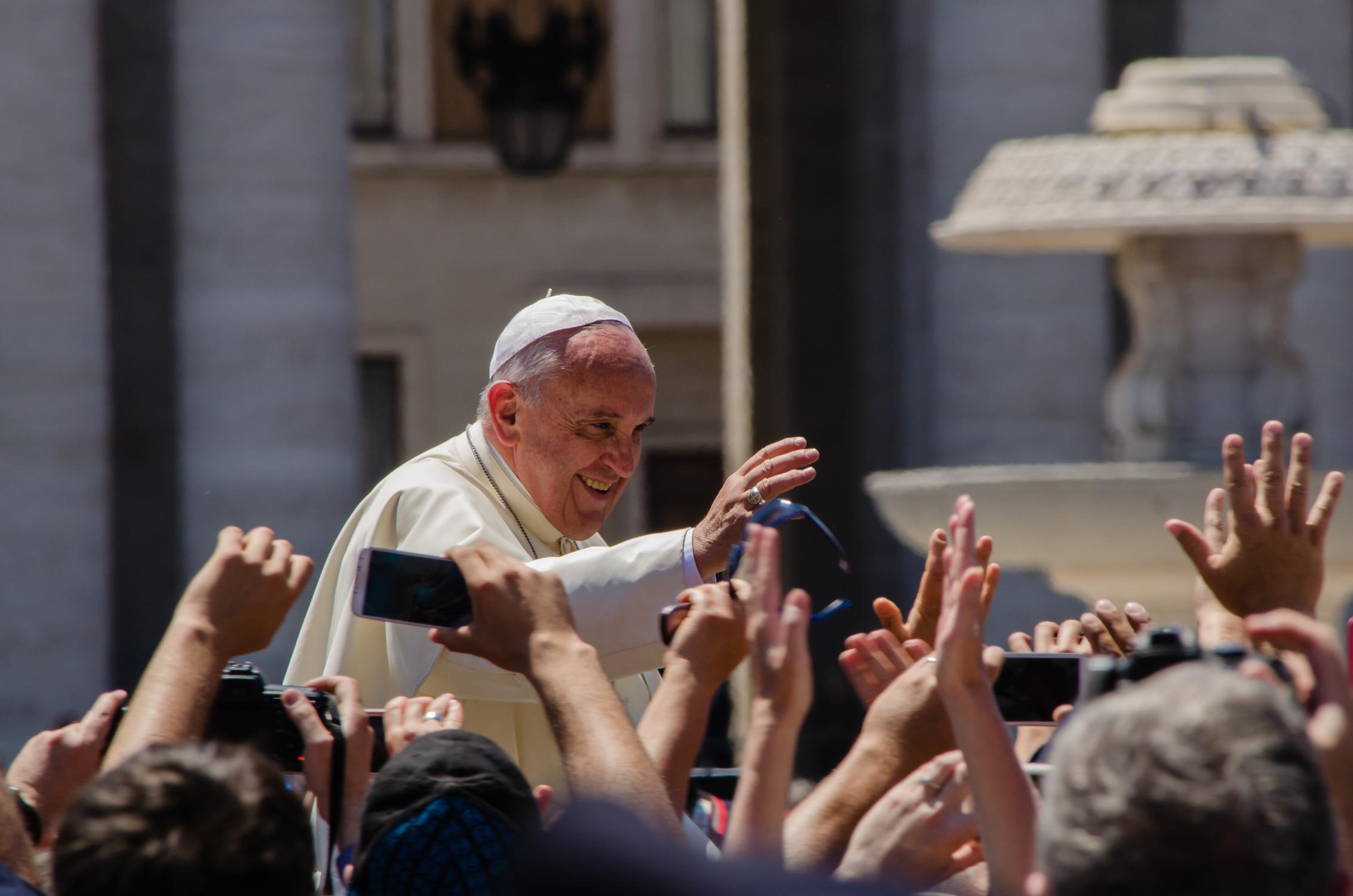 Il Sommo Pontefice, Sua Santità Papa Francesco
