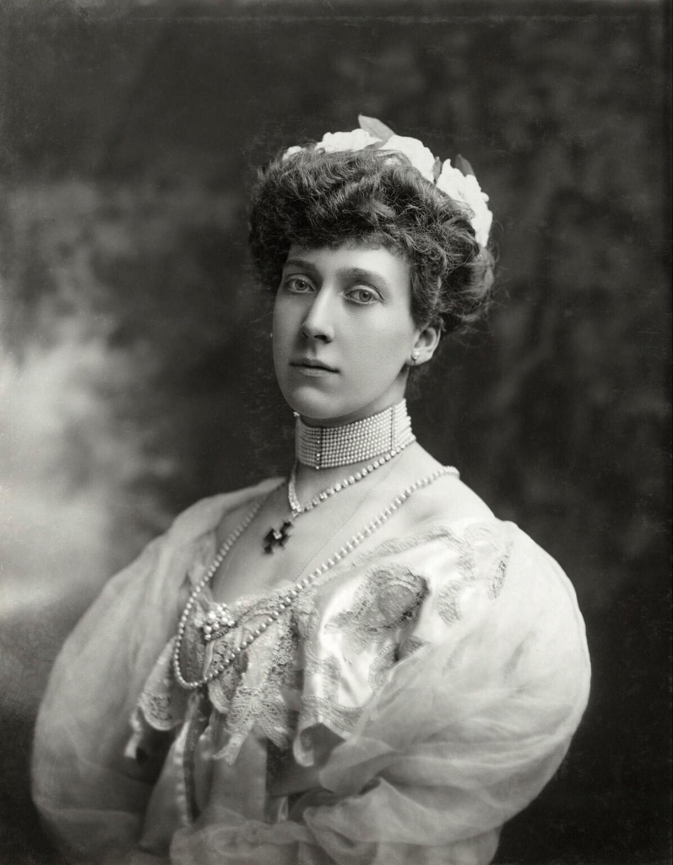 Princess Marie Louise of Schleswig-Holstein