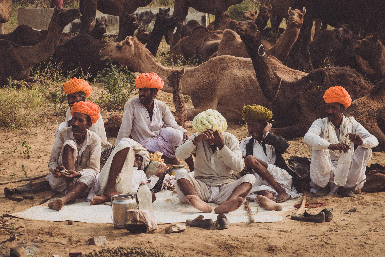 Rajasthan avec Taj Mahal et Bénarès