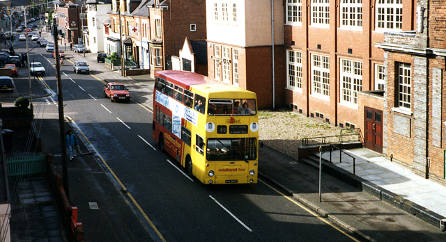 Queens Road, Leicester - geograph.org.uk - 1323147.jpg