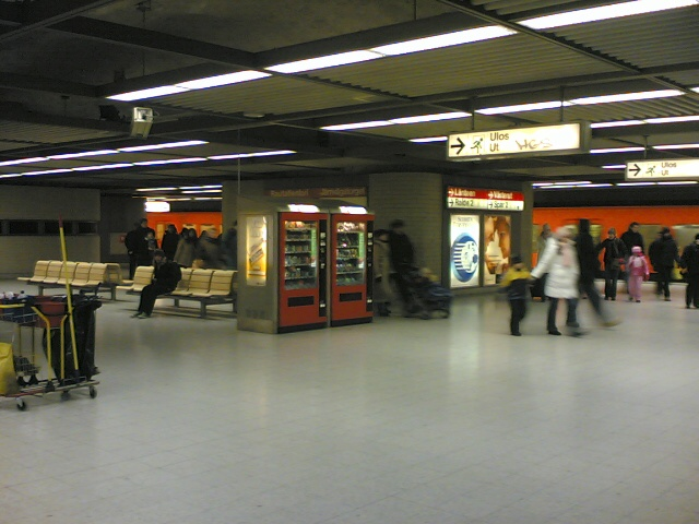 Rautatientori Metroasema