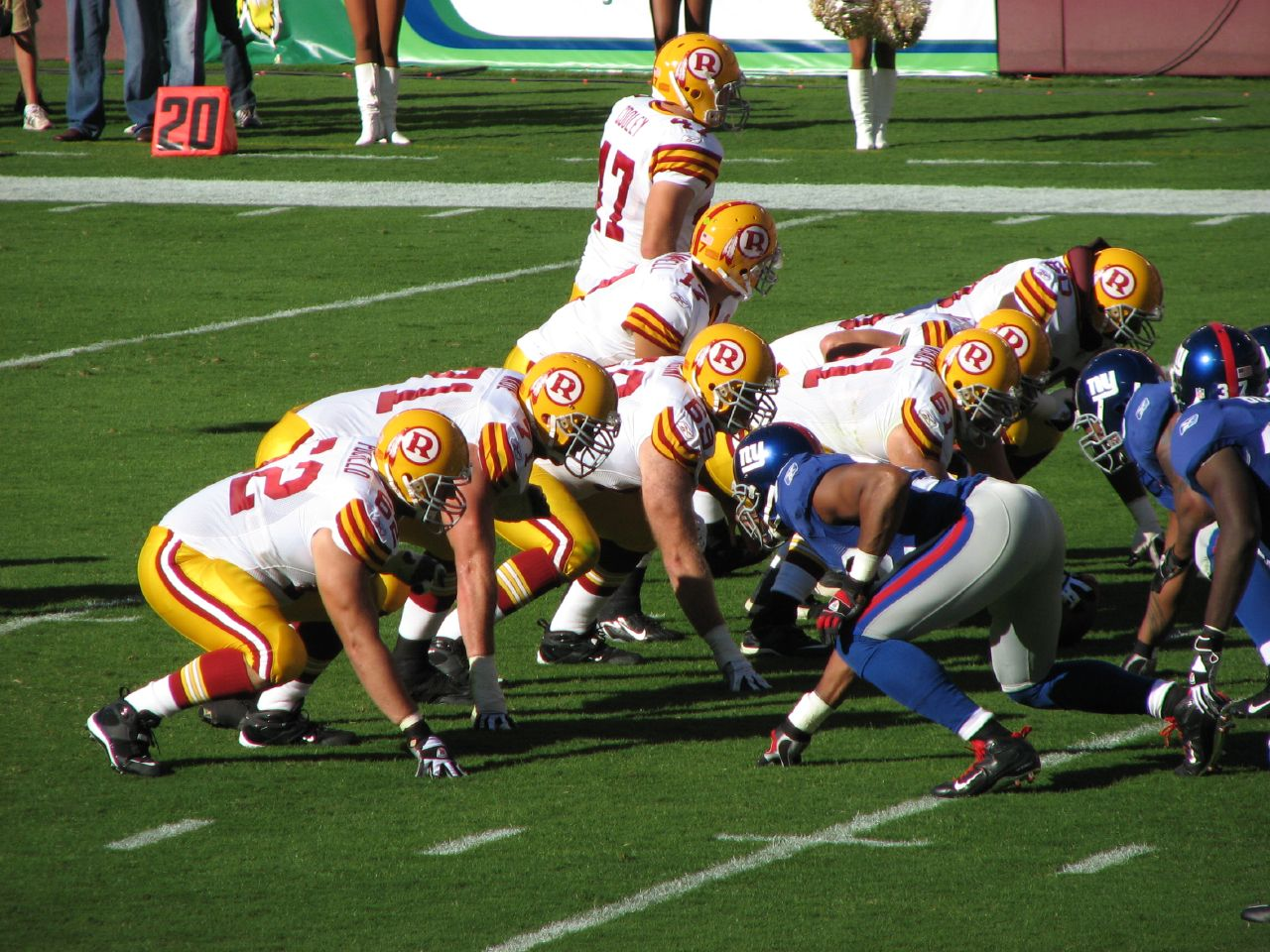 File Redskins Vs Giants Line Of Scrimmage Throwbacks Jpg