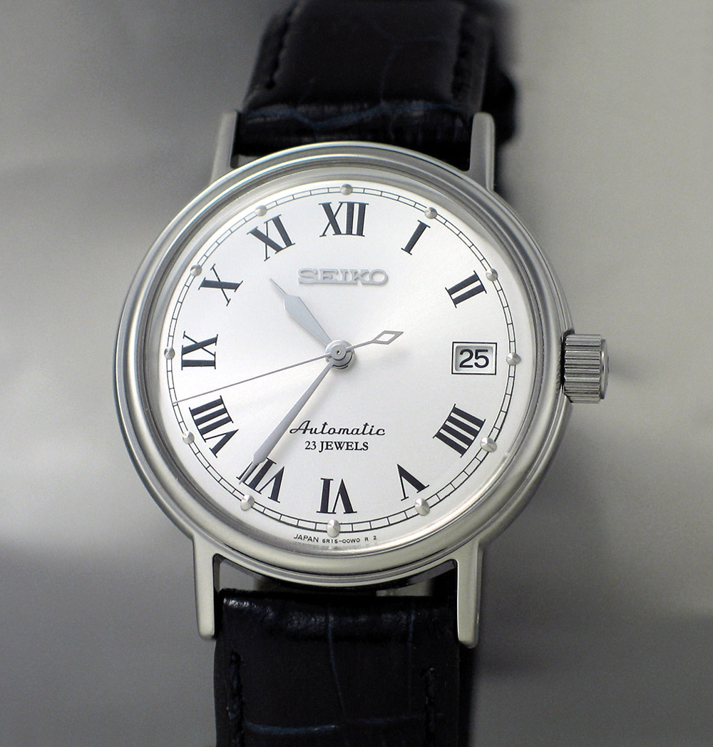 watch cartier silver image strap ladies watches solo roman ronde dial