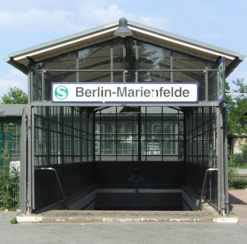 bahnhof berlin marienfelde wikipedia. Black Bedroom Furniture Sets. Home Design Ideas