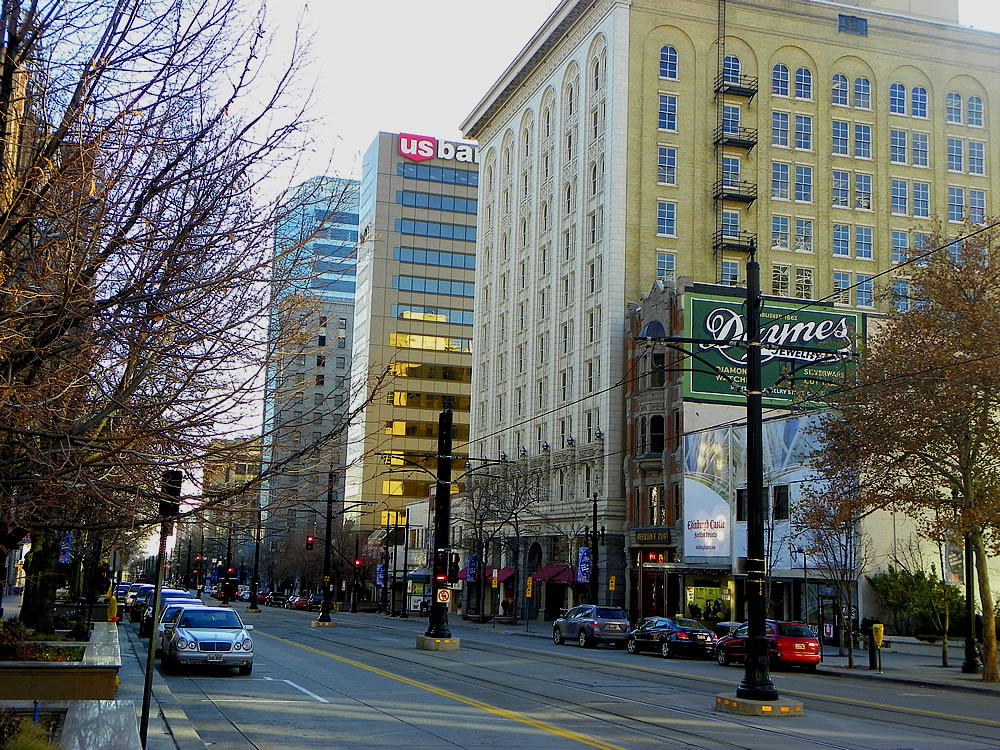 Main Street Salt Lake City