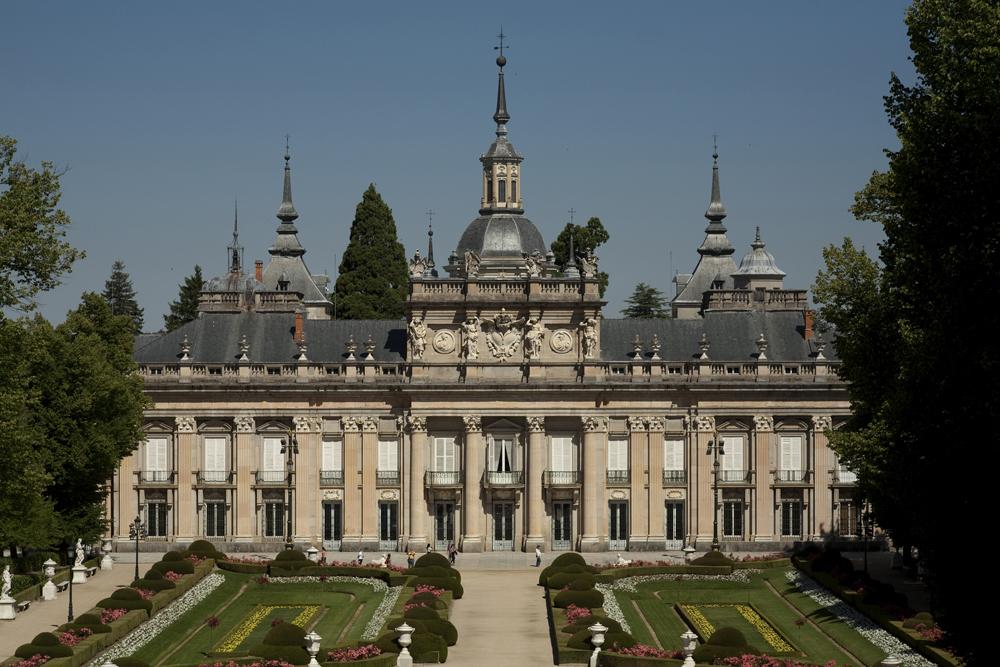 Palazzo reale della granja de san ildefonso wikipedia for Palazzo in stile spagnolo