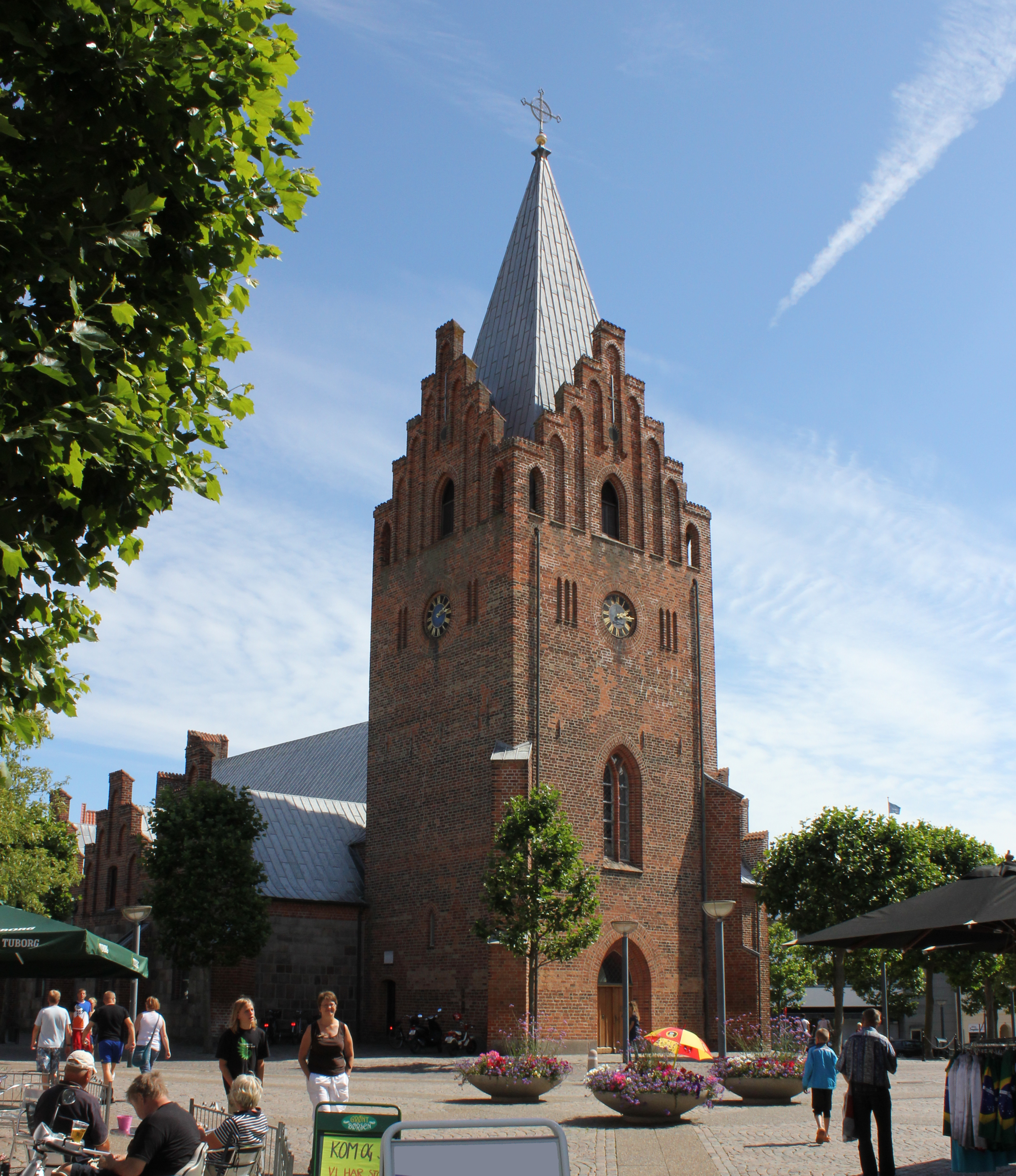 File:Sankt Gertruds kirke Church Grenaa Denmark 2010.JPG