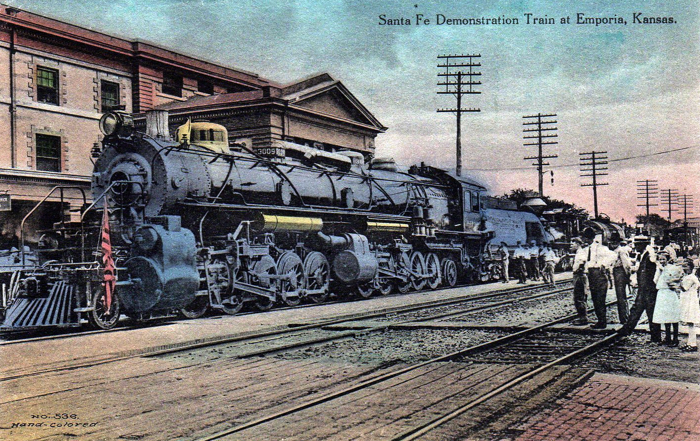 file santa fe 2 10 10 2 locomotive at emporia kansas 1912 jpg wikimedia commons. Black Bedroom Furniture Sets. Home Design Ideas