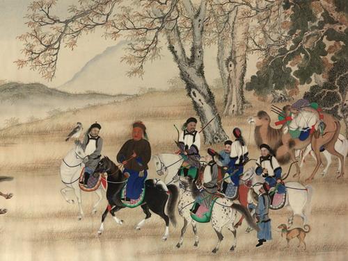 Mongoler krigare