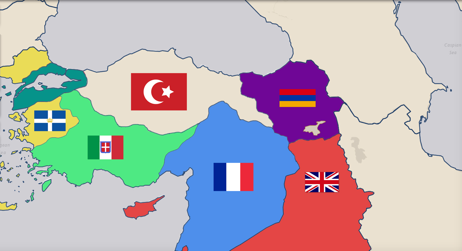 treaty of sevres The treaty of sèvres was annulled in the course of the turkish war of independence,  armenia and turkey in context of the treaty of sevres: aug.