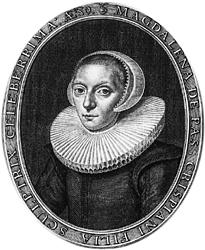Magdalena van de Passe