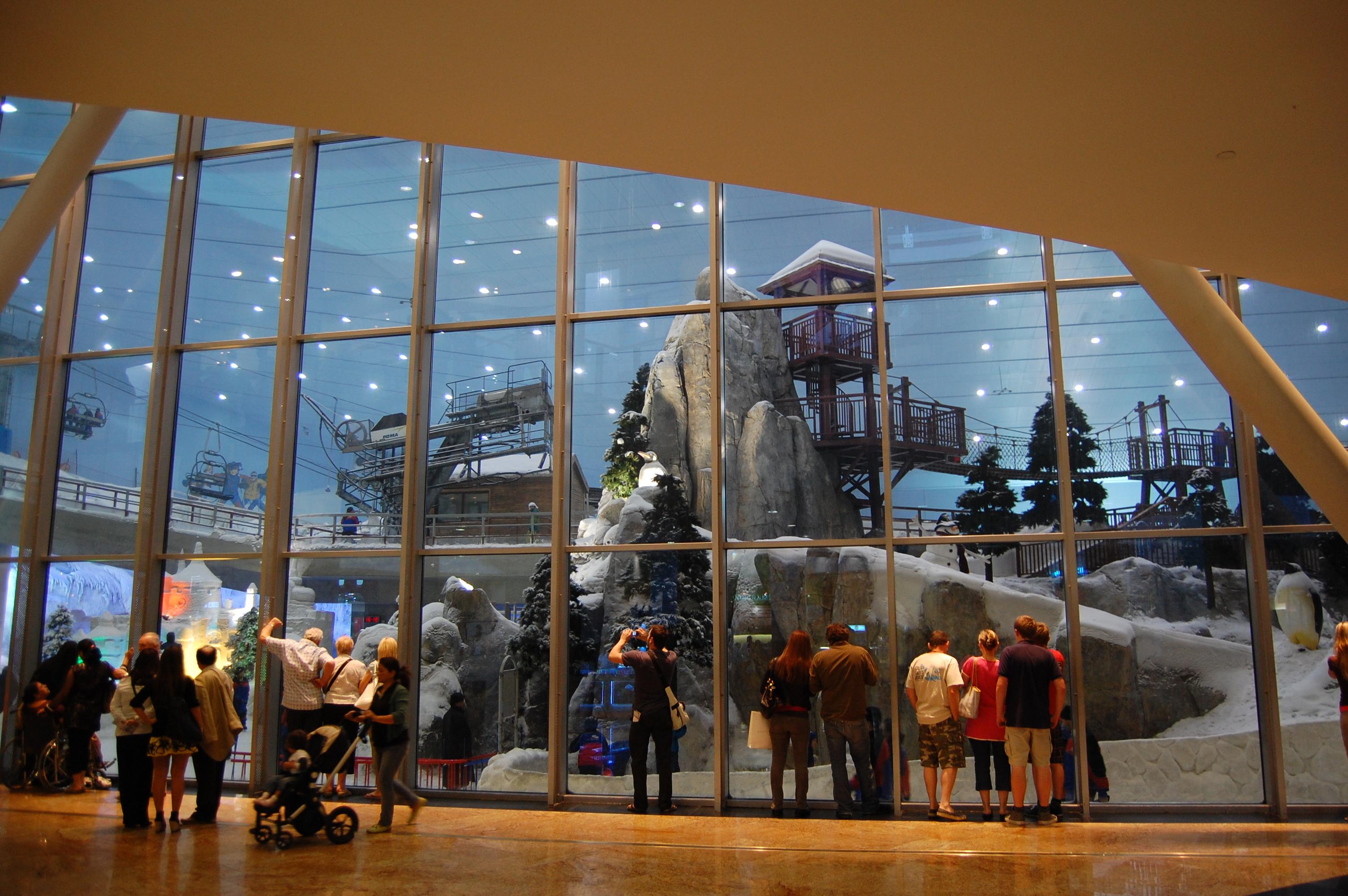emirates mall ski - photo #13