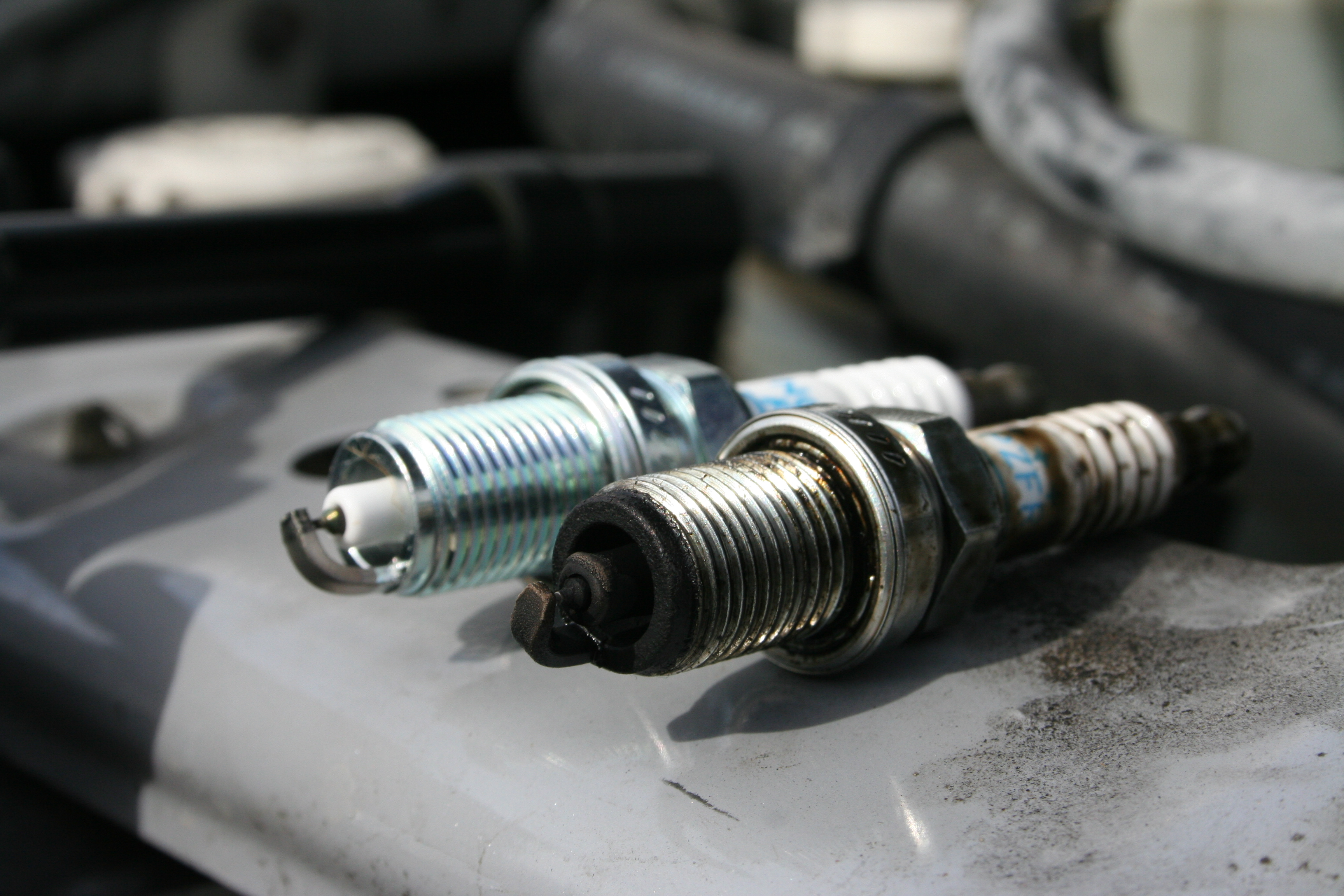 Can Bad Spark Plugs Cause A Car To Run Rich