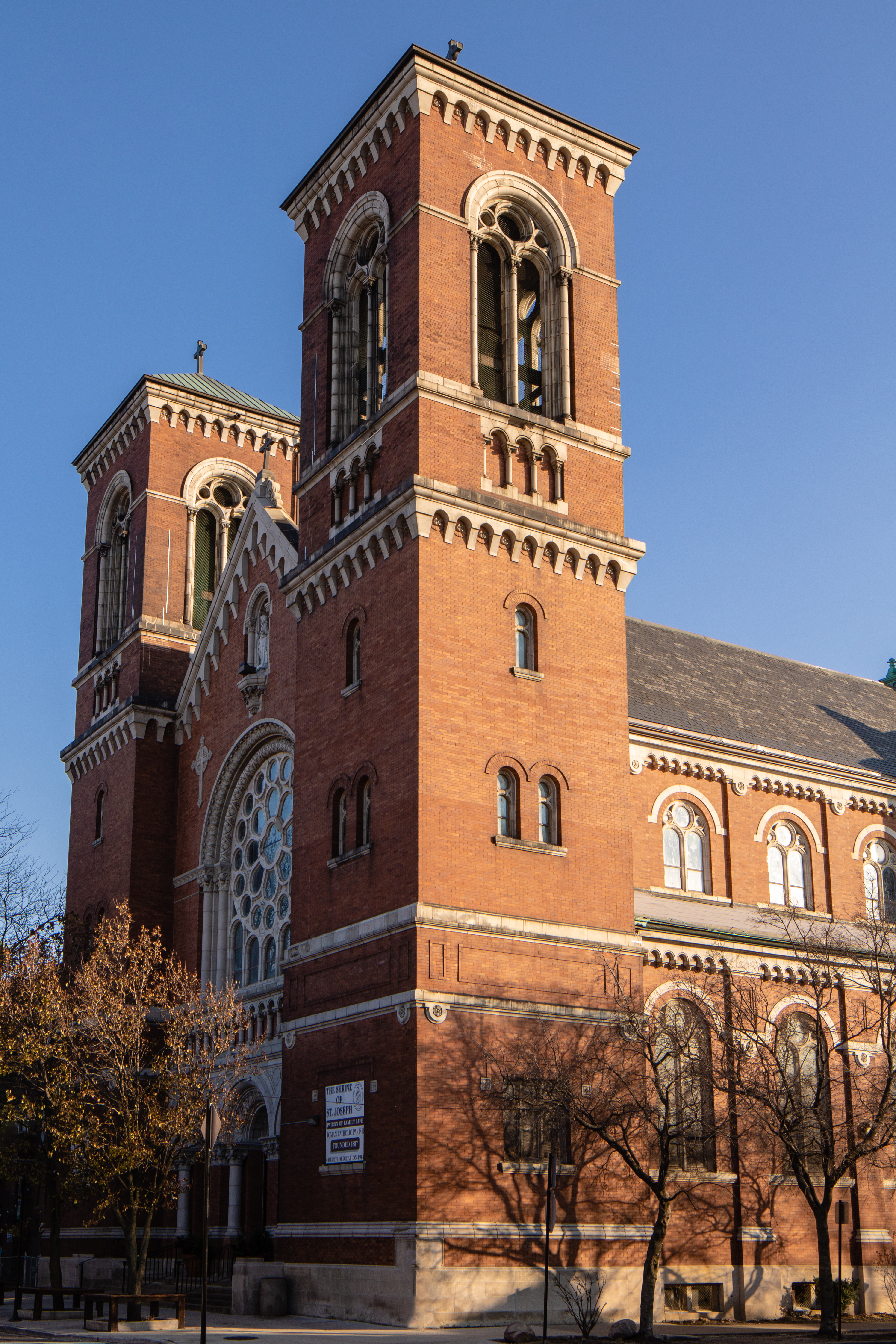 St  Joseph Roman Catholic Church (Chicago) - Wikipedia