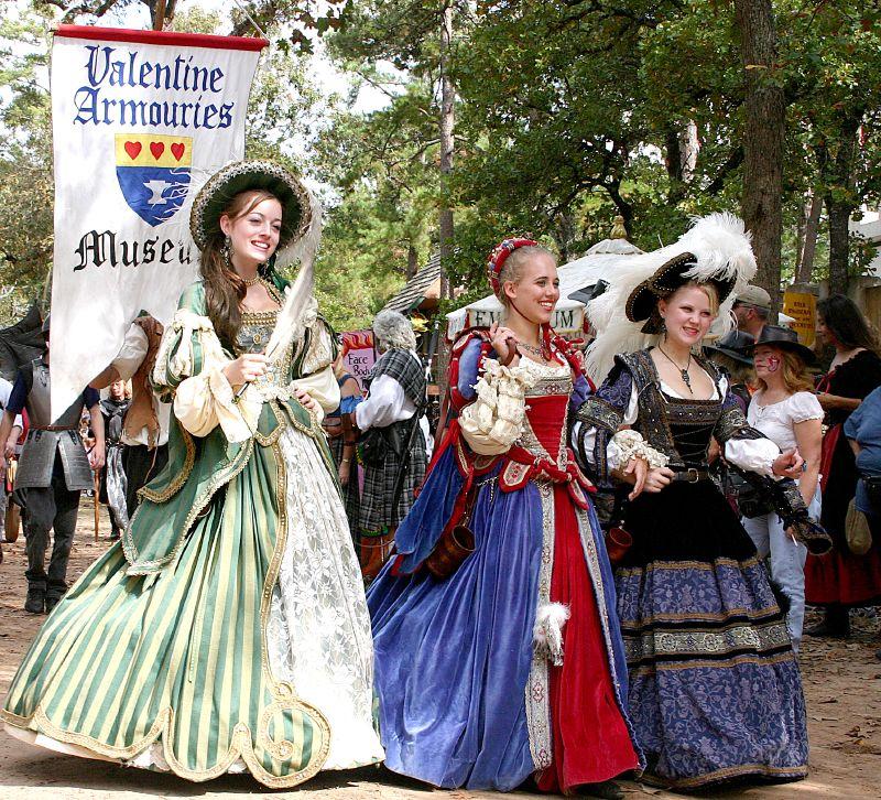 Texas ren fest dates in Brisbane