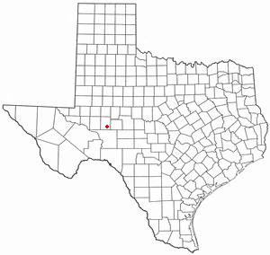 Big Lake, Texas City in Texas, United States