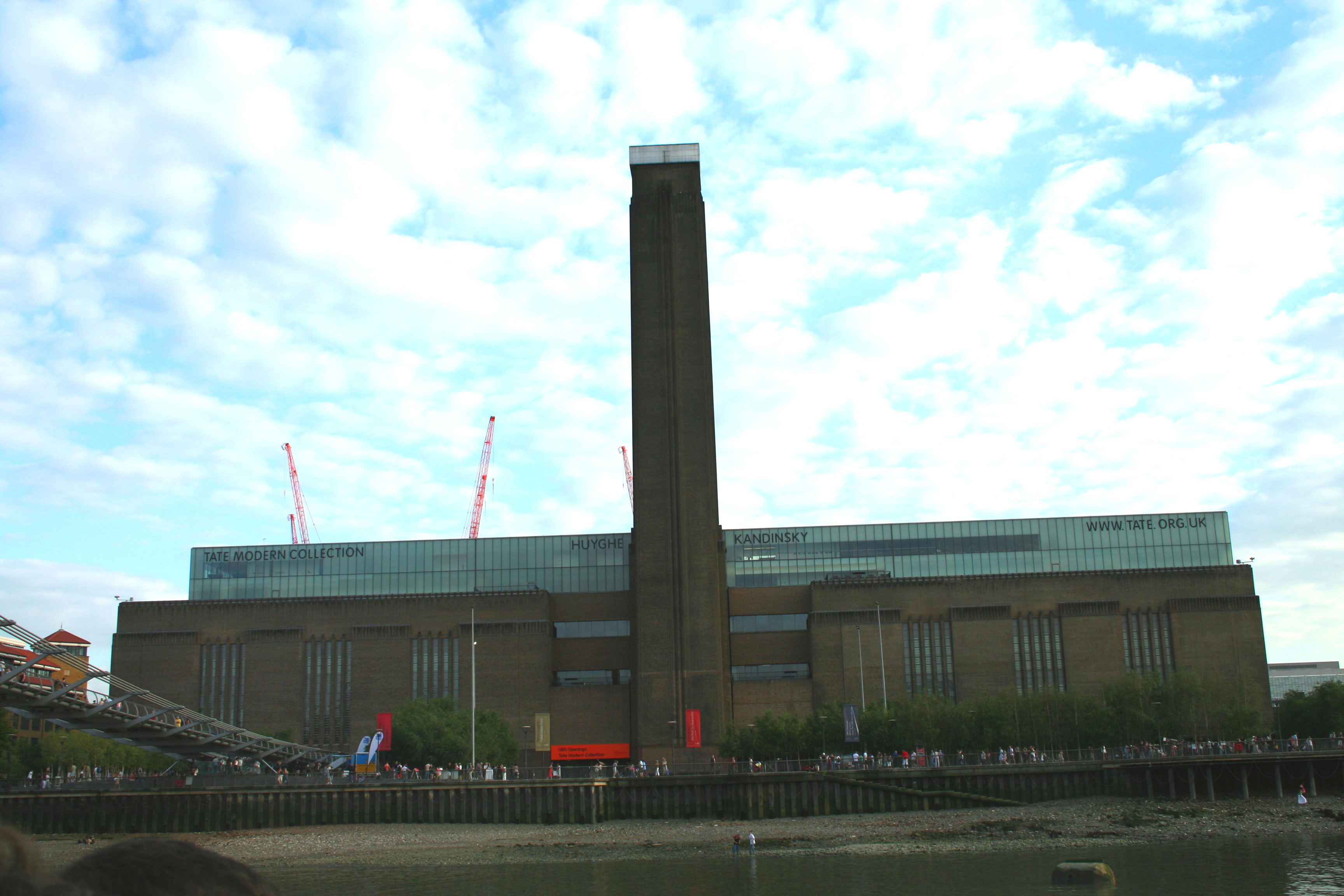 Depiction of Tate