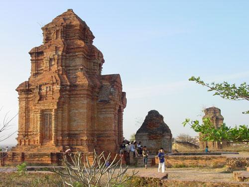 Tour Champa à Binh Thuan