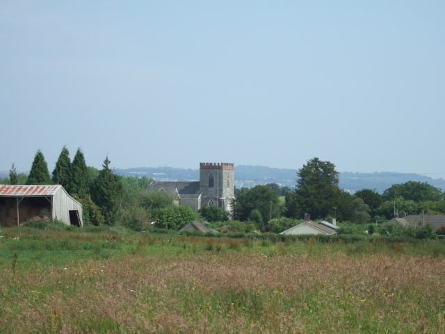 Teigngrace seen from Templer Way - geograph.org.uk - 1371759