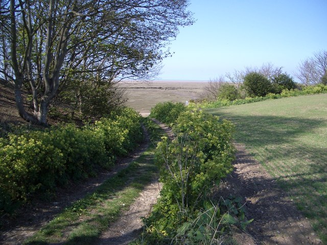 The Bangay Greenway at Stiffkey - geograph.org.uk - 409330