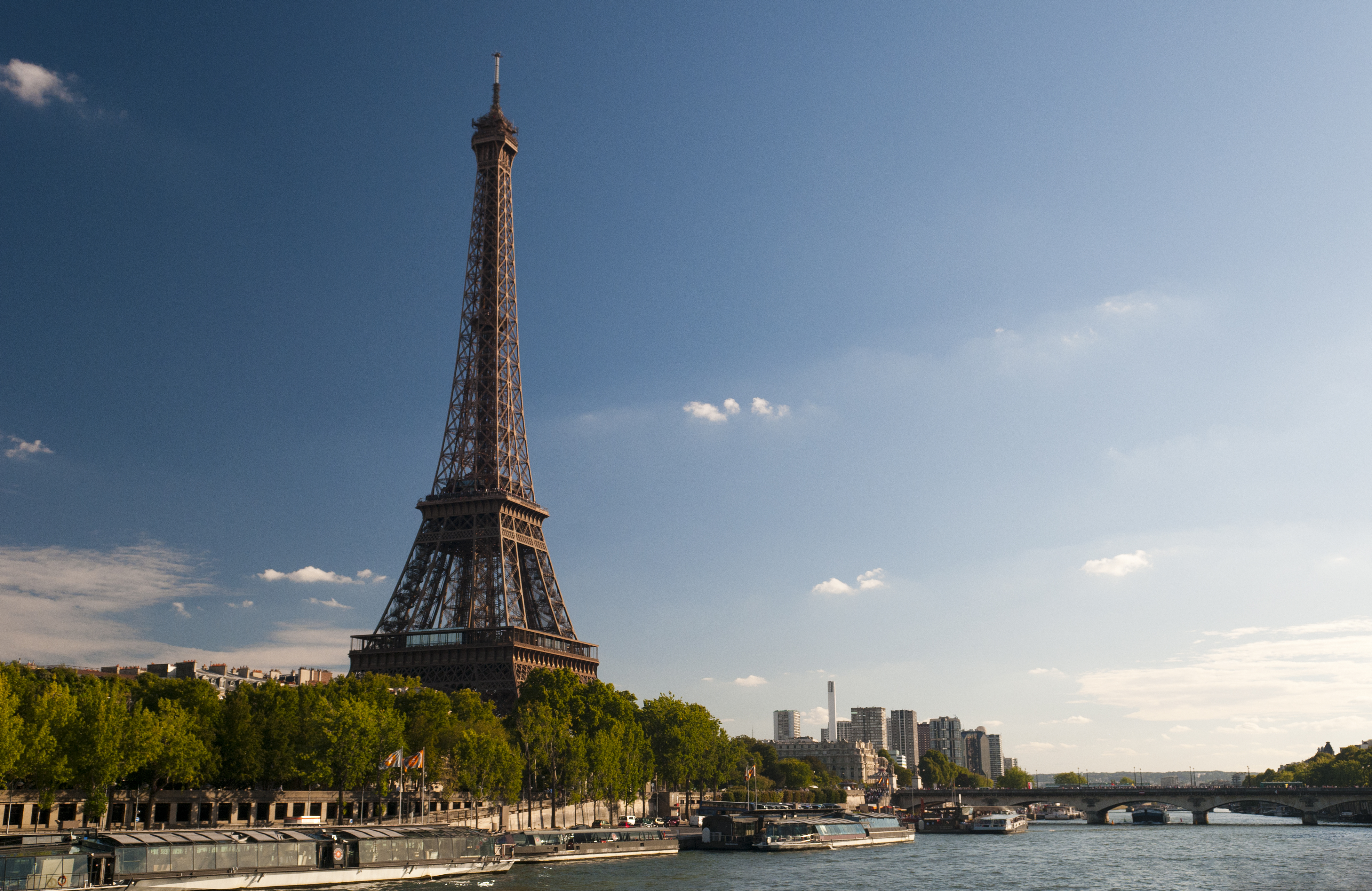 The Eiffel Tower August C N