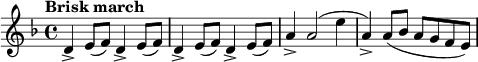 нотная запись