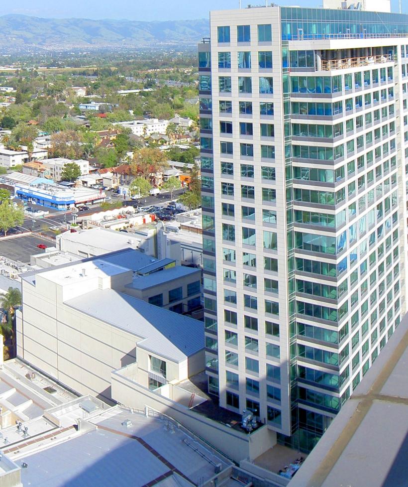 Downtown San Jose Apartments: Three Sixty Residences