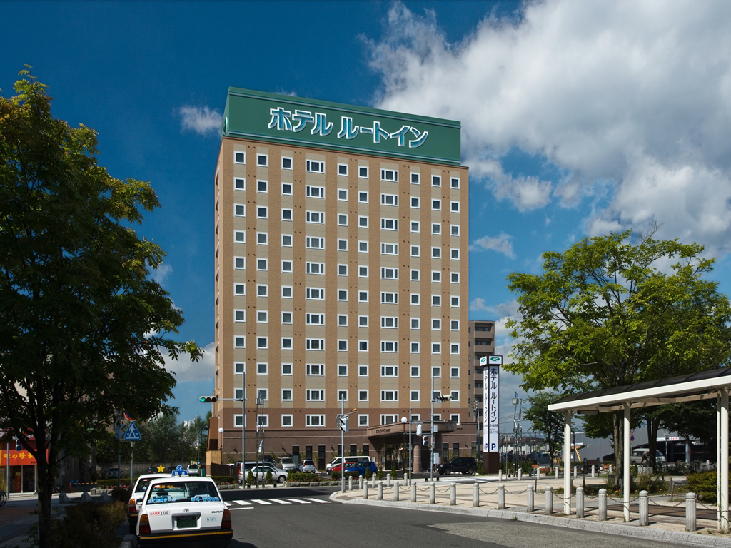 Hotel Route Inn Tomakomai Ekimae Filetomakomaijpg Wikimedia Commons