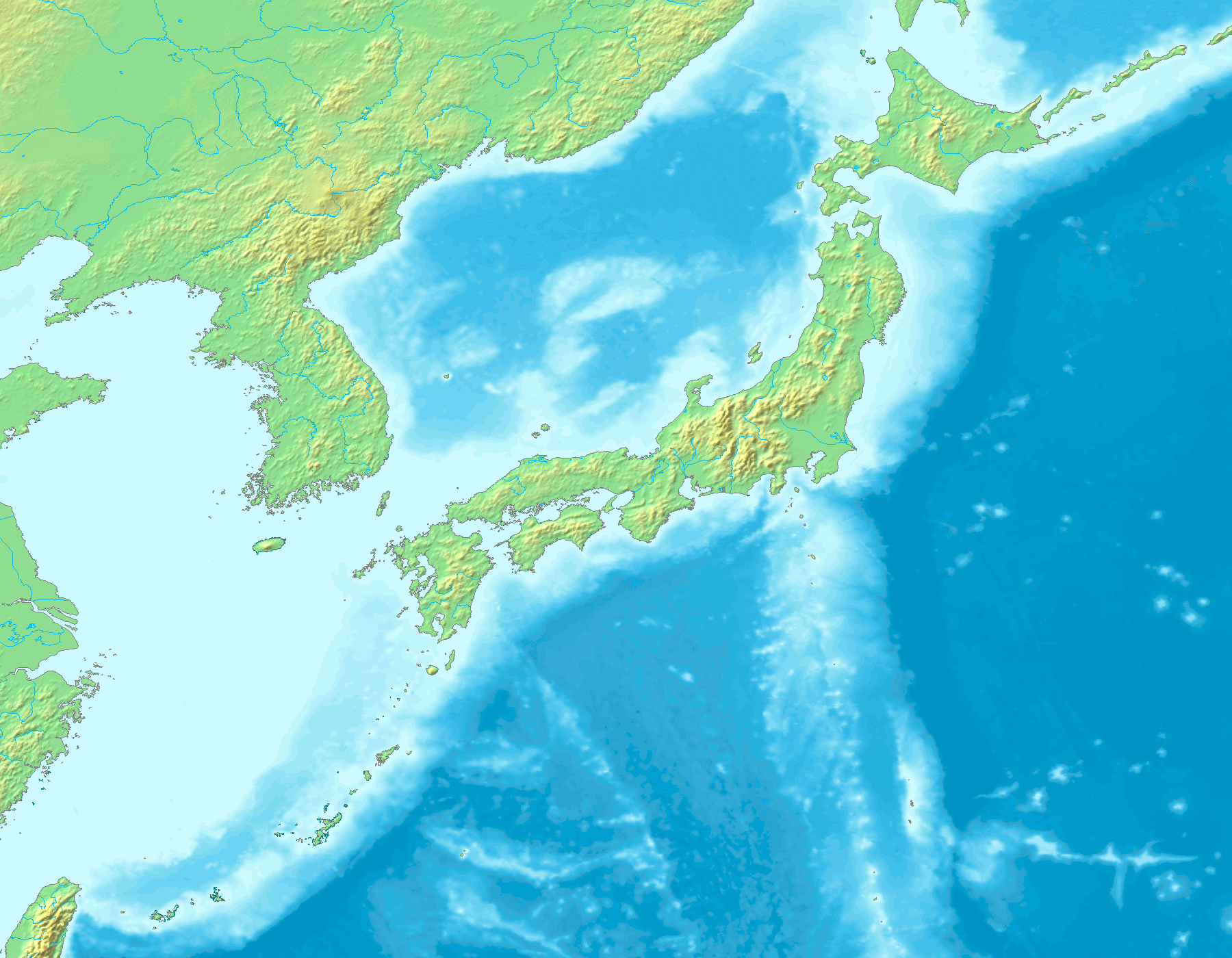 File:Topographic Map of Japan.png   Wikimedia Commons