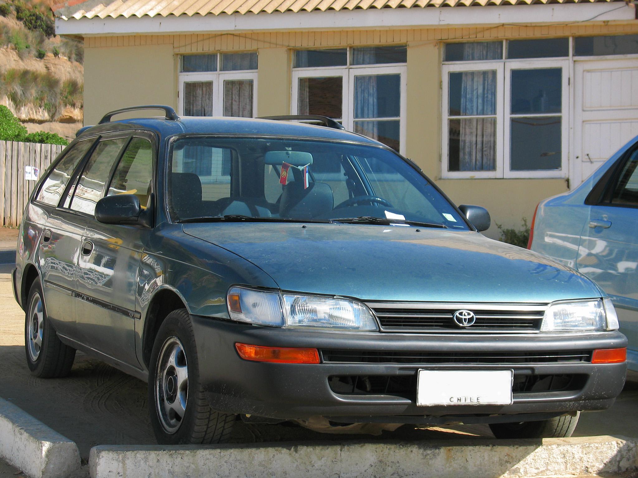 Kelebihan Kekurangan Toyota Corolla 1996 Spesifikasi