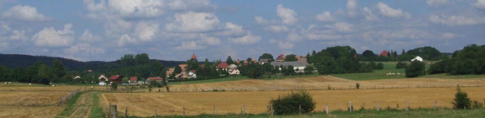 Village de Trepot 25620