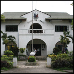 Tubao Municipal Hall