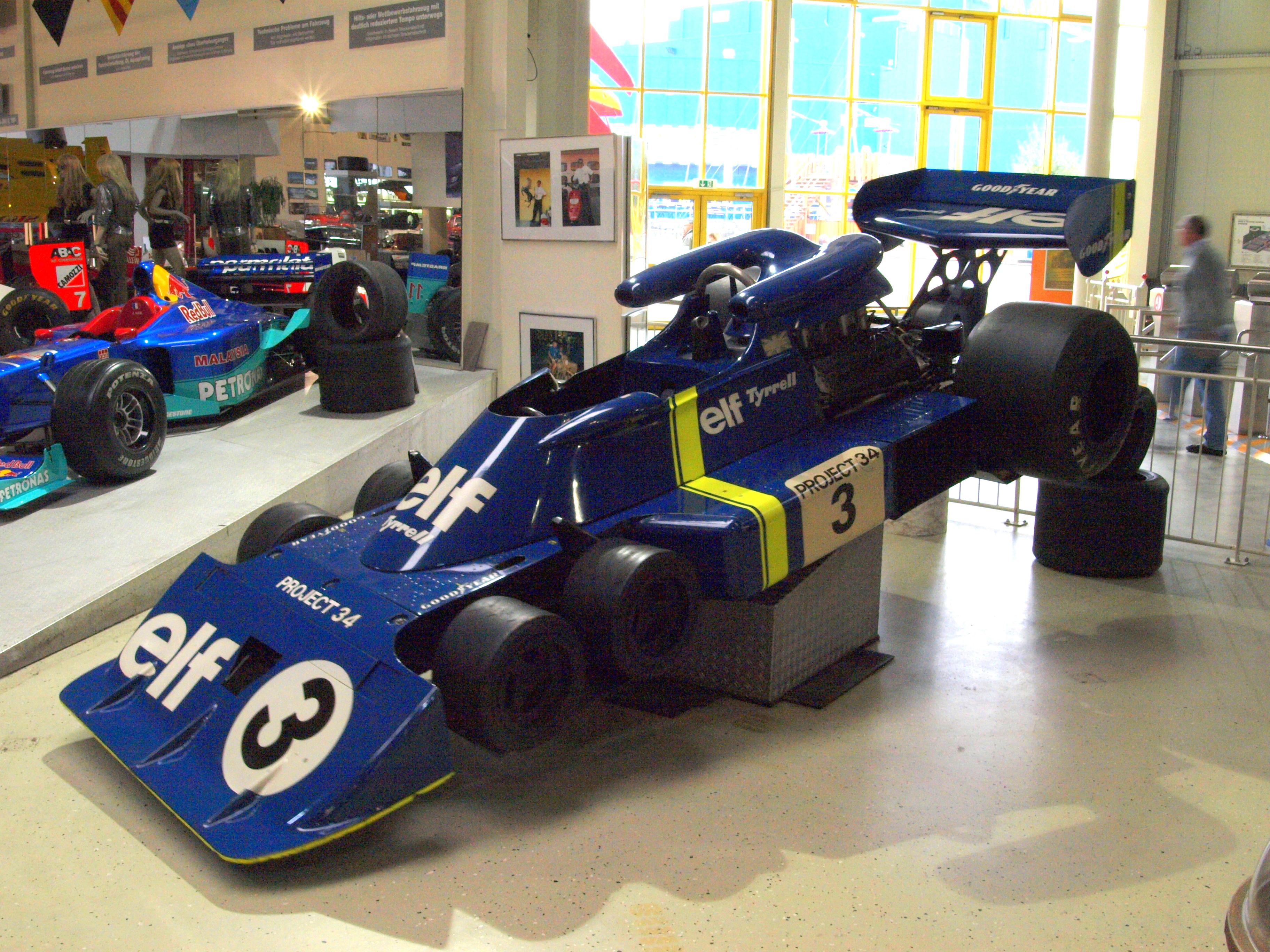 Resultado de imagen de tyrrell p34