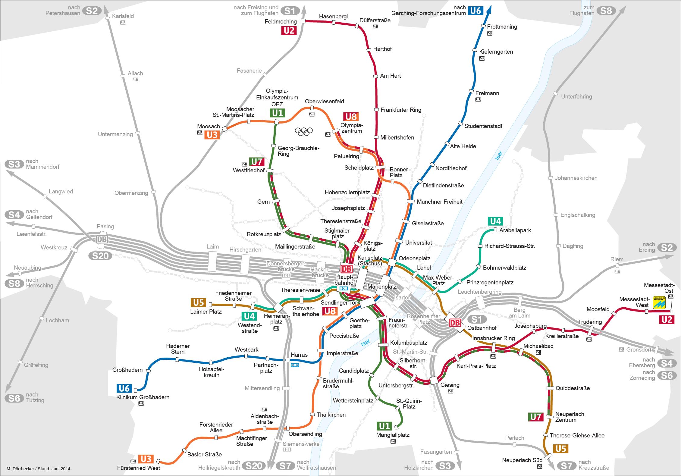 Munich U-Bahn | German U-Bahn Wiki | FANDOM powered by Wikia