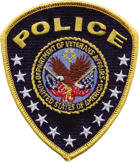 dept of veterans affairs police