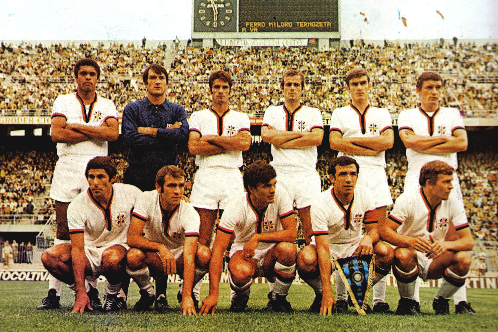Championnat D Italie De Football 1969 1970 Wikip 233 Dia