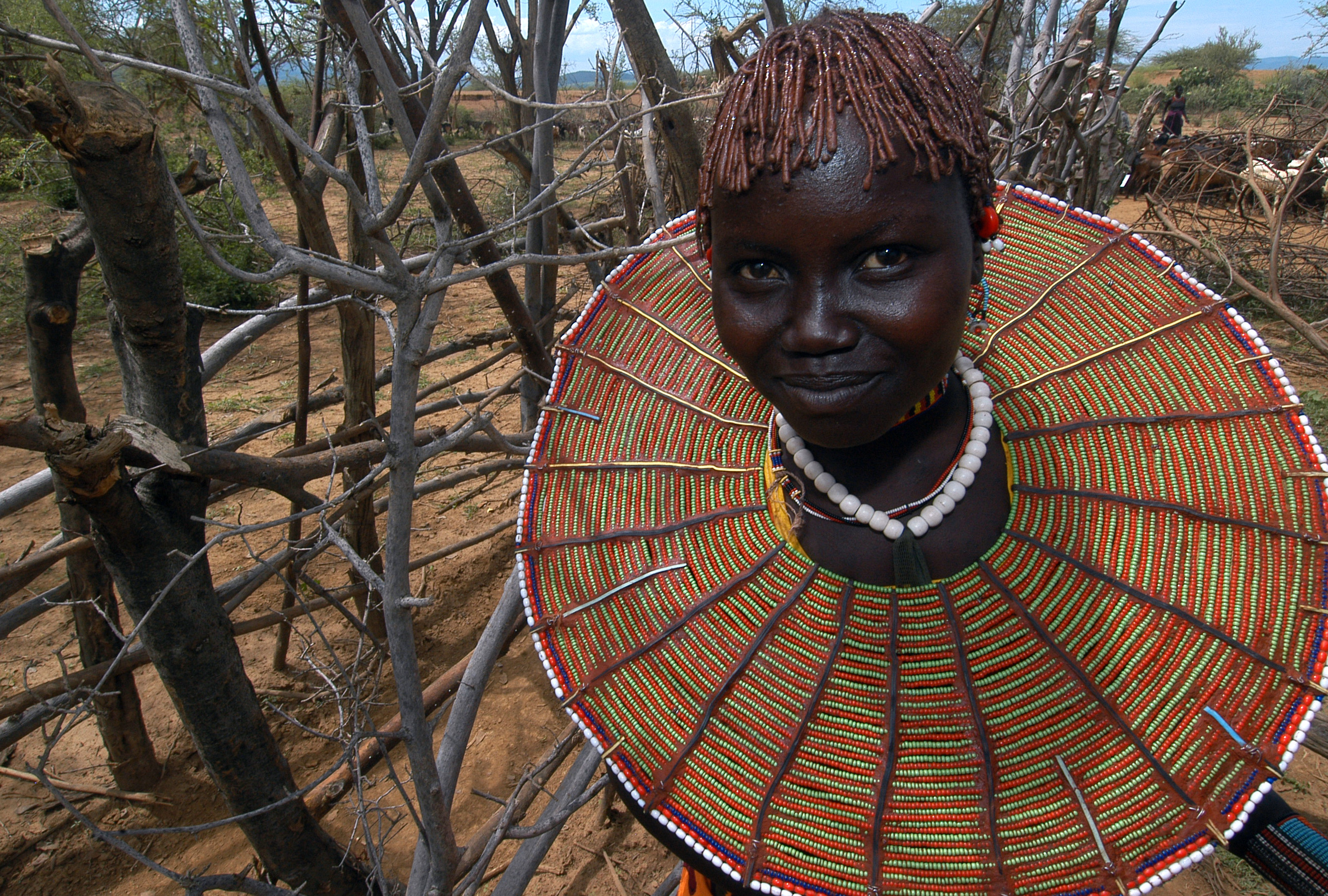 File:US Navy 060815-N-0411D-045 A Pokot girl poses for a ...