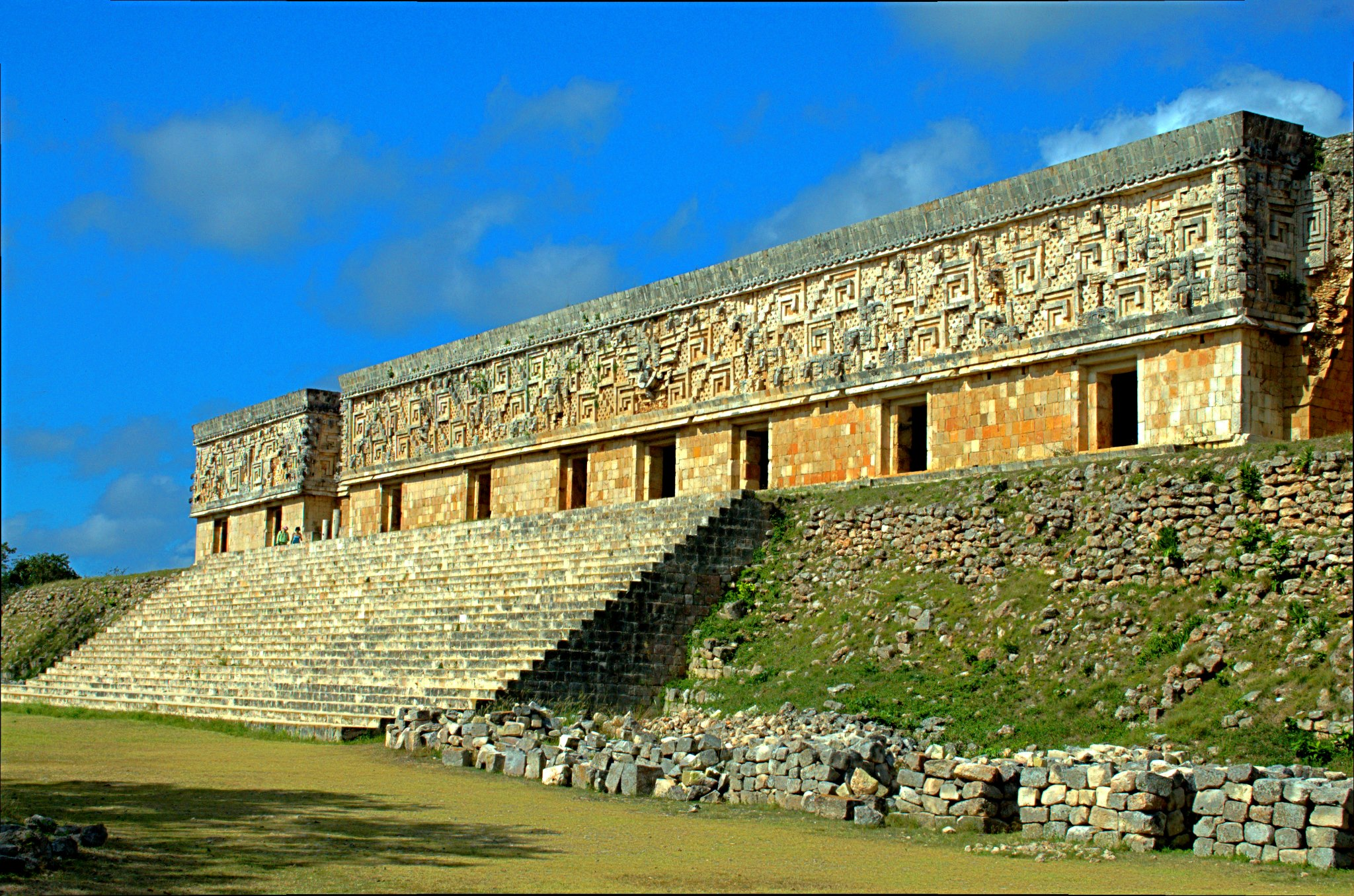 House Architecture Software File Uxmal Governor S Palace Jpg Wikipedia